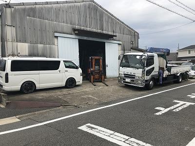 神田機工吉津倉庫