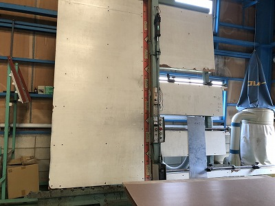 1493パネル田中8尺フルオートA式後付インバーター後付