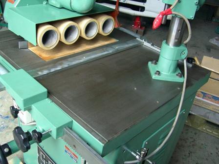 中古溝付き盤ミナミG-600