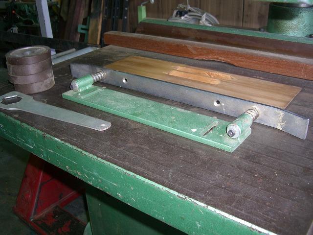 中古溝付き盤ミナミG-800